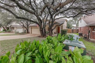 Leander Single Family Home For Sale: 2608 Greenlee Dr