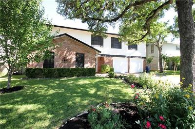 Austin TX Single Family Home For Sale: $340,000
