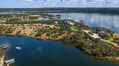 Reserve A Lake Travis, Reserve At Lake Travis, Reserve At Lake Travis Rev Residential Lots & Land For Sale: 1921 Valentino Cv