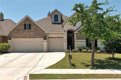 Leander Single Family Home For Sale: 2617 Steece Way