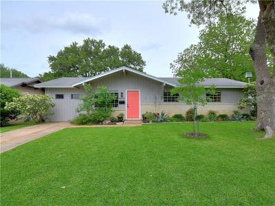 Austin Single Family Home For Sale: 4808 Sylvandale Dr