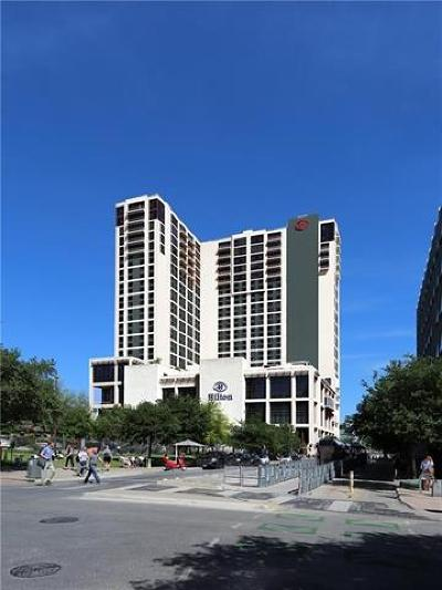 Austin Condo/Townhouse For Sale: 555 E 5th St #530