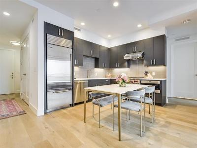 Condo/Townhouse Active Contingent: 222 West Ave #2810