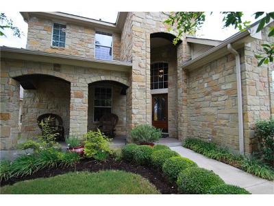 Austin Single Family Home Pending - Taking Backups: 516 Ledge Stone Dr