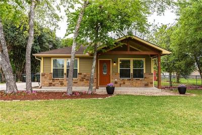 San Marcos TX Single Family Home Pending: $175,000