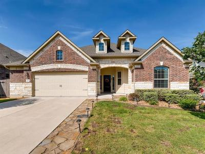 Leander Single Family Home For Sale: 229 Sangiovese St