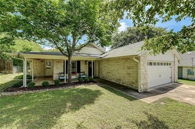 Austin Single Family Home For Sale: 15206 N Flamingo Dr