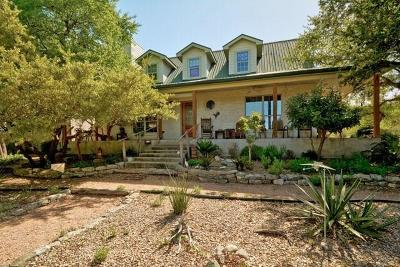 Dripping Springs Single Family Home For Sale: 12099 Bonham Ranch Rd