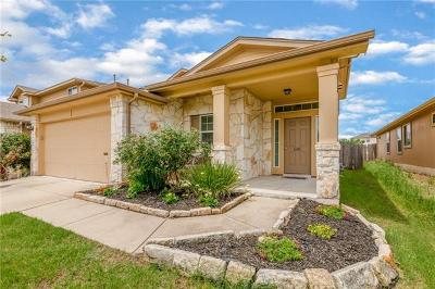 Del Valle Single Family Home Pending - Taking Backups: 6920 Plains Crest Dr
