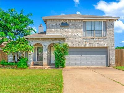 Austin Single Family Home For Sale: 4201 Boatwright Cv