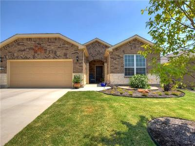 Georgetown TX Single Family Home For Sale: $348,000