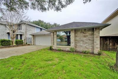 Austin Single Family Home For Sale: 1120 Faircrest Dr