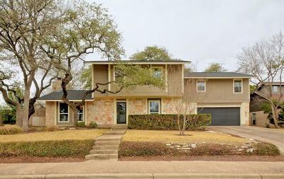 Austin Single Family Home For Sale: 4622 Trail West Dr