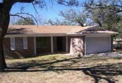 Lampasas Single Family Home For Sale: 89 Sue Ann Dr