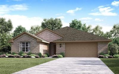 Pflugerville Single Family Home For Sale: 3913 Gildas Path