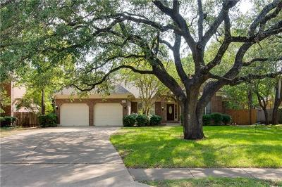 Travis County, Williamson County Single Family Home For Sale: 7916 Yaupon Dr
