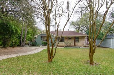 Austin Single Family Home Pending - Taking Backups: 2302 Tower Dr