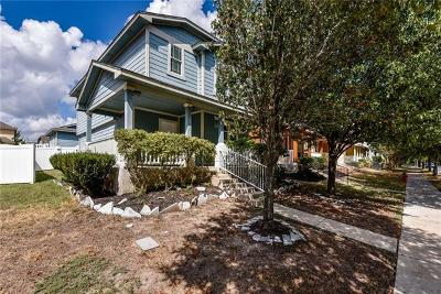 Pflugerville Single Family Home For Sale: 17904 Great Basin Ave