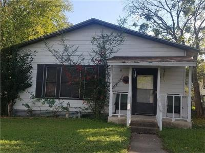 Hays County, Travis County, Williamson County Single Family Home For Sale: 6803 Canal St