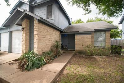 Round Rock Single Family Home For Sale: 2108 Laura Ct