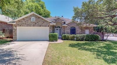 Hays County, Travis County, Williamson County Single Family Home For Sale: 8825 Mosquero Cir