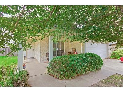 Austin Single Family Home For Sale: 2411 Jesse Owens Dr
