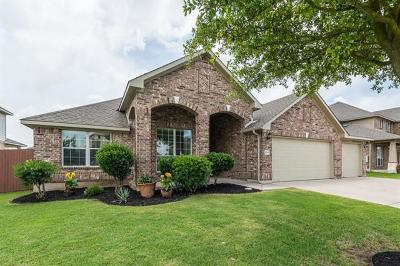 Pflugerville Single Family Home For Sale: 2505 Speidel Dr