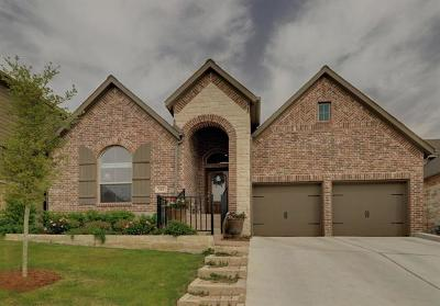 Georgetown TX Single Family Home Pending - Taking Backups: $379,900