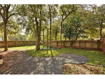 Austin Single Family Home For Sale: 2801 Crownspoint Dr