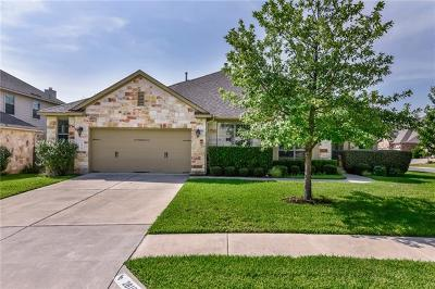 Cedar Park Single Family Home For Sale: 2810 Ely Ct