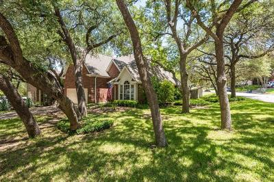 Austin Single Family Home Pending - Taking Backups: 3501 Rip Ford Dr