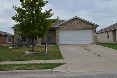 Round Rock Rental For Rent: 3233 Corrigan Ln