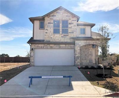 Austin Single Family Home For Sale: 1509 Falconer Way