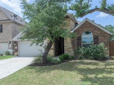 Austin Single Family Home For Sale: 10829 Ballard Path