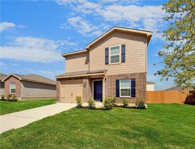 Jarrell Single Family Home For Sale: 640 Yearwood Ln