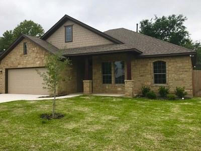 Cedar Park Single Family Home For Sale: 2601 Bois D Arc Ln