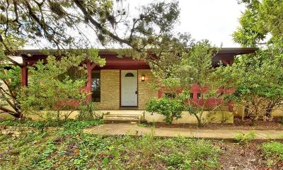 Single Family Home For Sale: 11000 Wandering Way