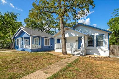 Austin Multi Family Home For Sale: 610 W 35th St