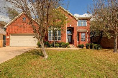 Austin Single Family Home For Sale: 10213 Tularosa Pass