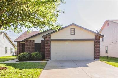 Taylor Single Family Home Pending - Taking Backups: 4100 Kings Canyon Dr