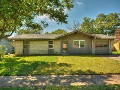 Austin Rental For Rent: 803 Emerald Wood Dr