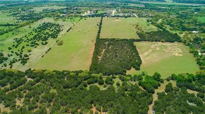 Georgetown Farm For Sale: 5626 Fm 3405