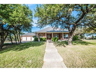 San Marcos Single Family Home For Sale: 1132 Stagecoach Trl
