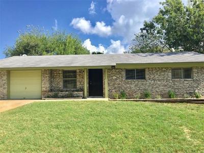 Austin Single Family Home For Sale: 2102 Vanderbilt Ln