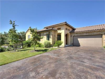 Bee Cave Single Family Home Pending - Taking Backups: 3614 Royal Sage Dr #11