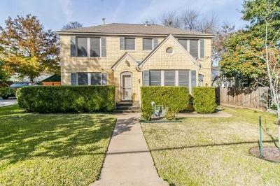 Austin Multi Family Home For Sale: 2808 Wooldridge Dr