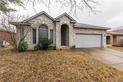 Austin Single Family Home For Sale: 8000 Marble Ridge Dr