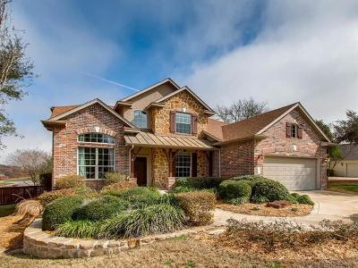Pflugerville Single Family Home Pending - Taking Backups: 2300 Dunes Dr