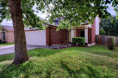 Austin Single Family Home Pending - Taking Backups: 3207 Peavy Dr