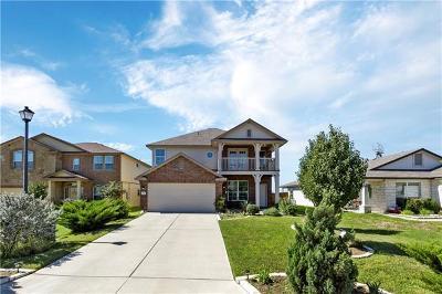 Jarrell Single Family Home For Sale: 224 Lignite Dr